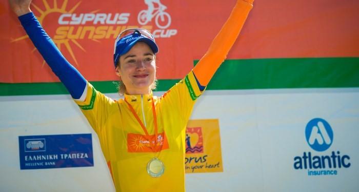 Vos pakt tweede zege en eindklassement Cyprus