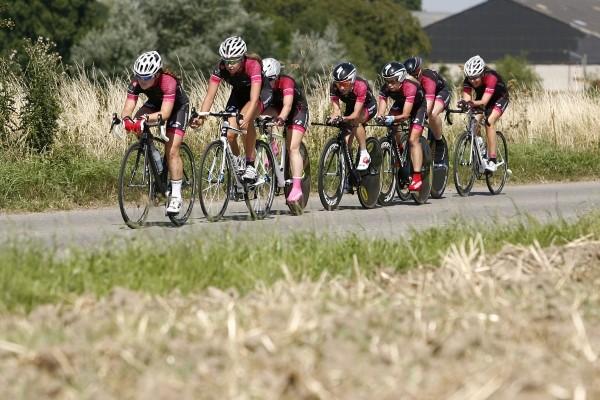 Swabo Ladies begint UCI-vrouwenformatie