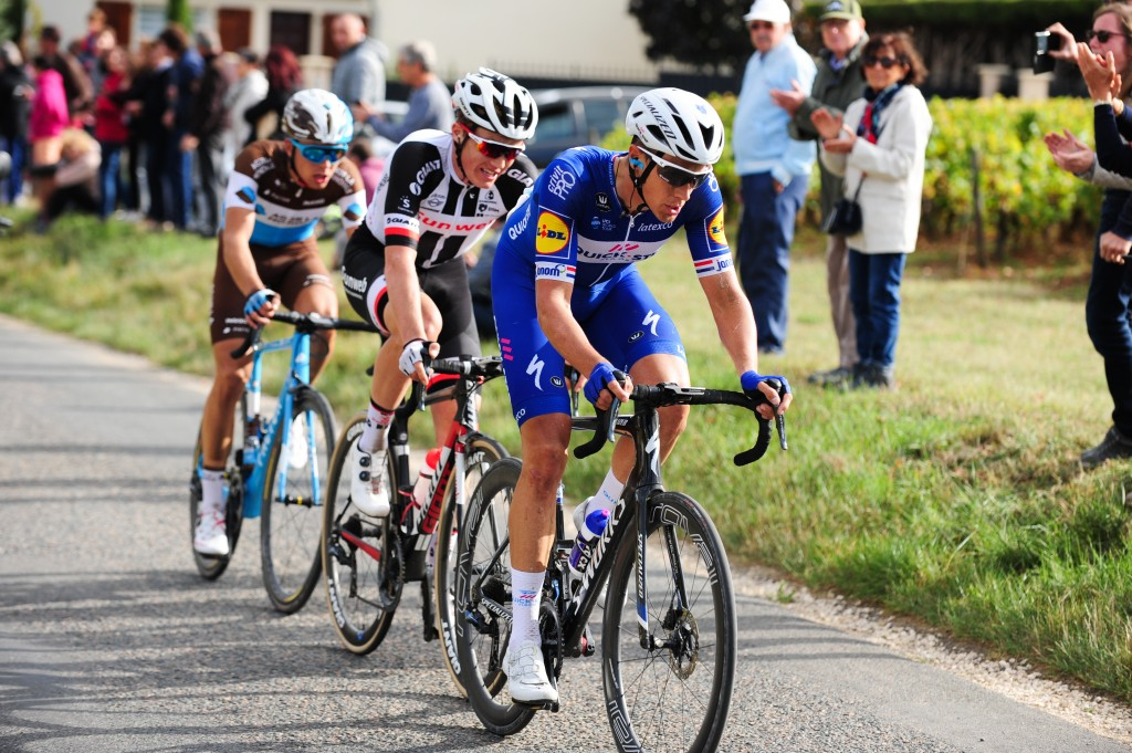 Terpstra is tweede in Parijs-Tours