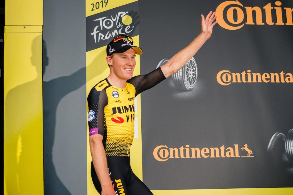 Teams, renners en rugnummers Tour de France 2021