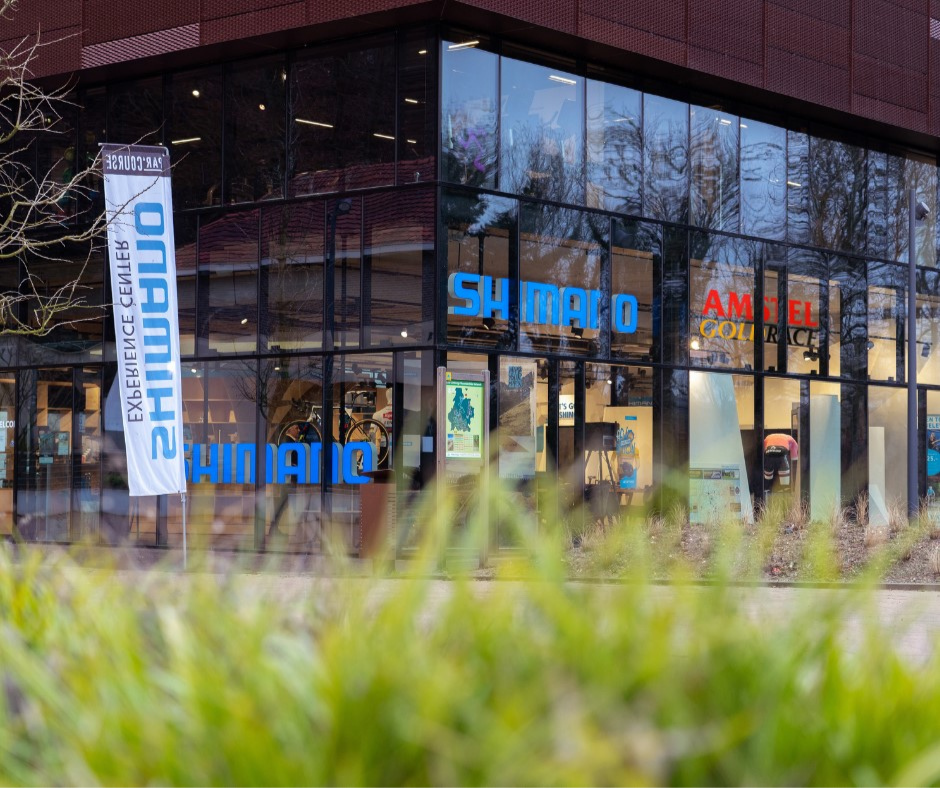 Nieuwe locatie Amstel Gold Race Experience