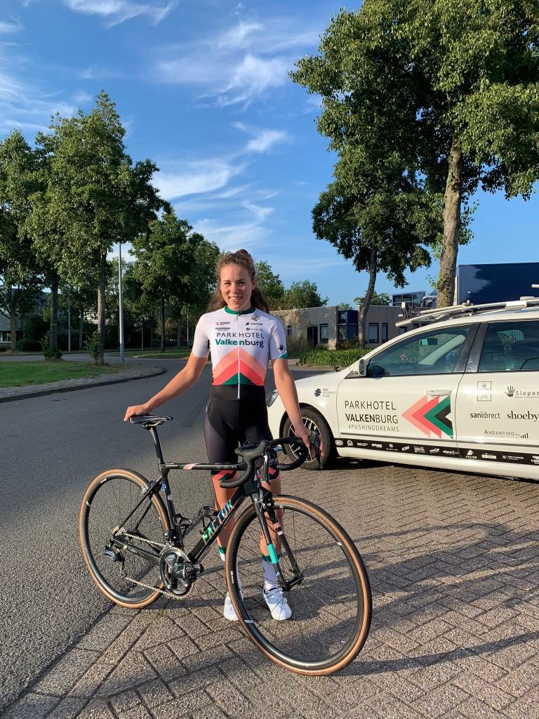 Anne van Rooijen naar Parkhotel Valkenburg