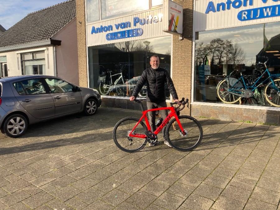 Anton van Putten: van wielrenner tot ondernemer