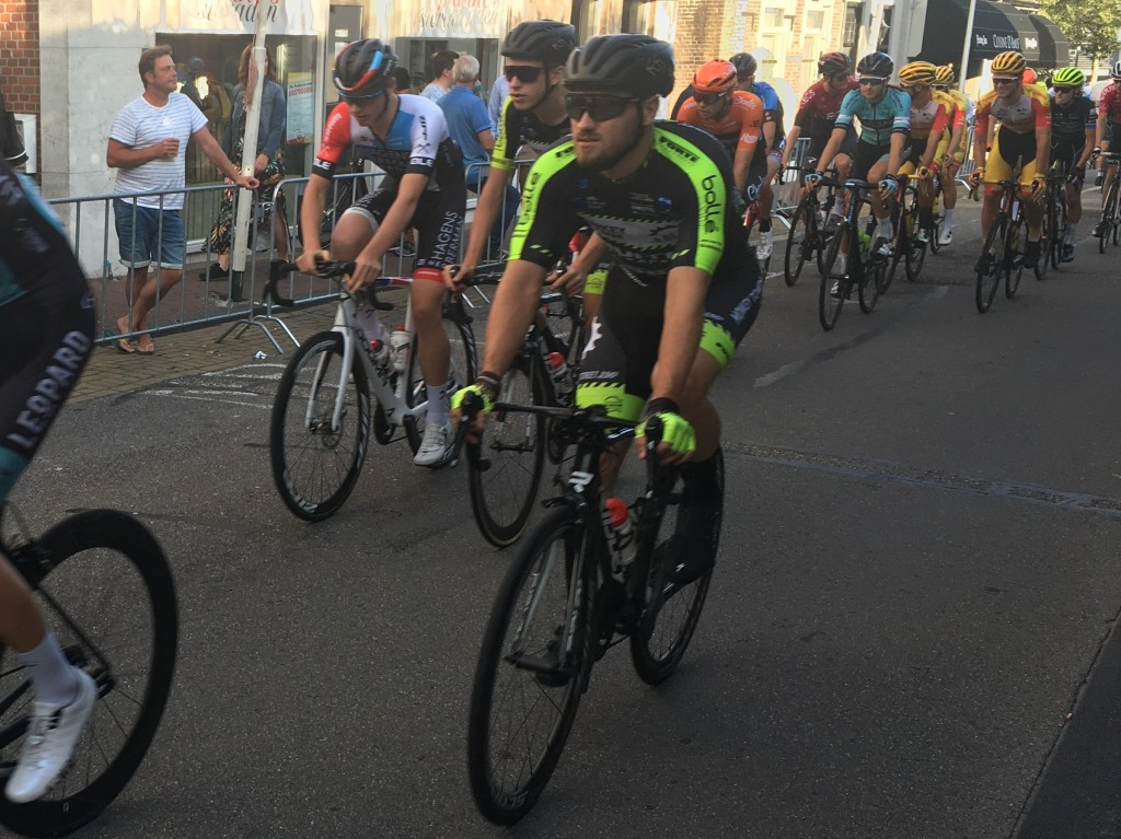 Bas van der Kooij lonkt naar Pro Continental Team