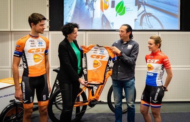 Post.nl neemt sponsoring over bij Team Brentjens