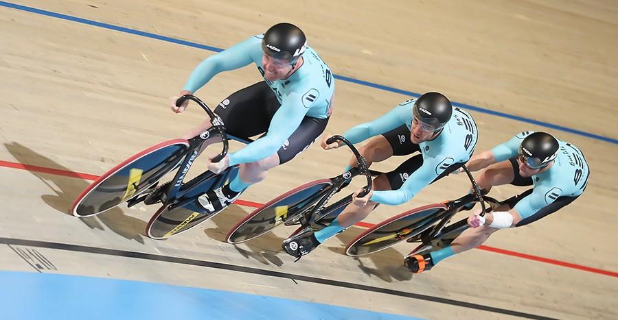 NK Teamsprint: goud voor  Beat Cycling Club
