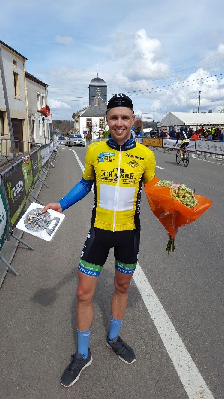 Johannink en Bosman winnen in Arden Challenge