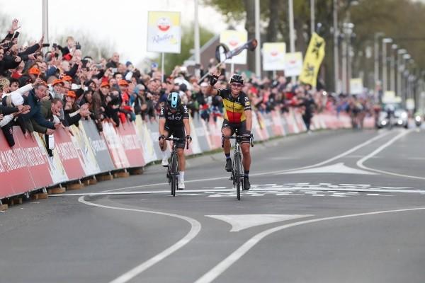 Nederlandse wedstrijden UCI-kalender 2020