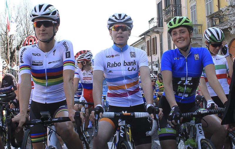 Van der Breggen en Armitstead in Boels Ladies Tour