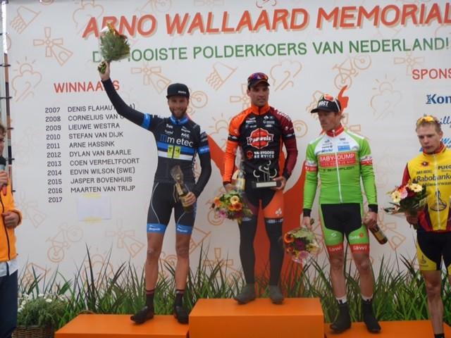 Gelijkwaardig deelnemersveld in Wallaard Memorial