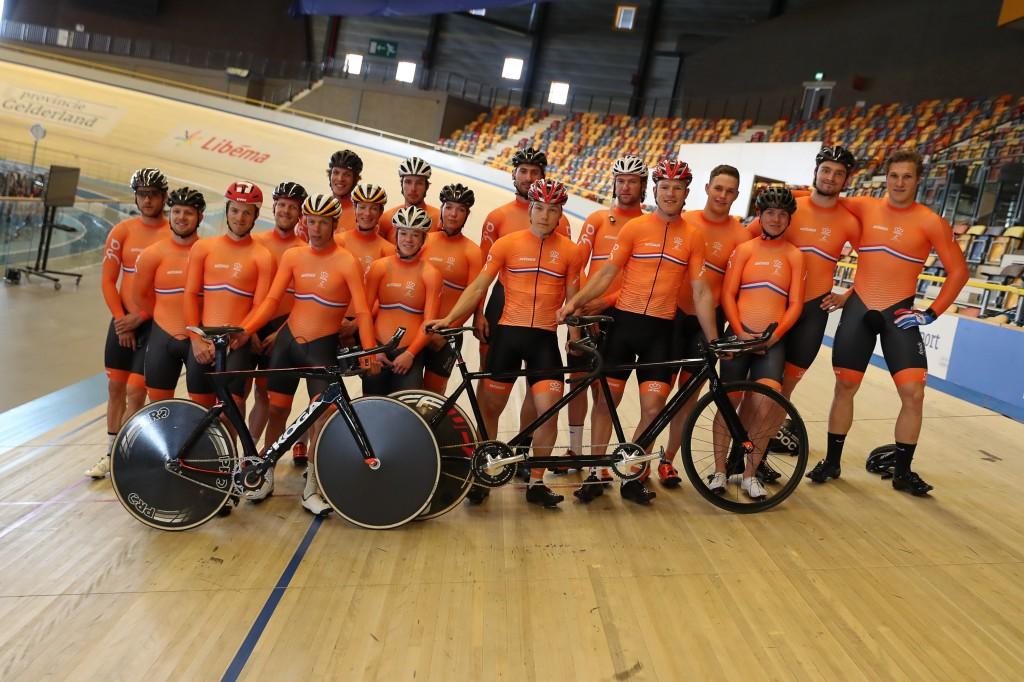 KNWU heeft na bike-off WK-selectie baan gereed