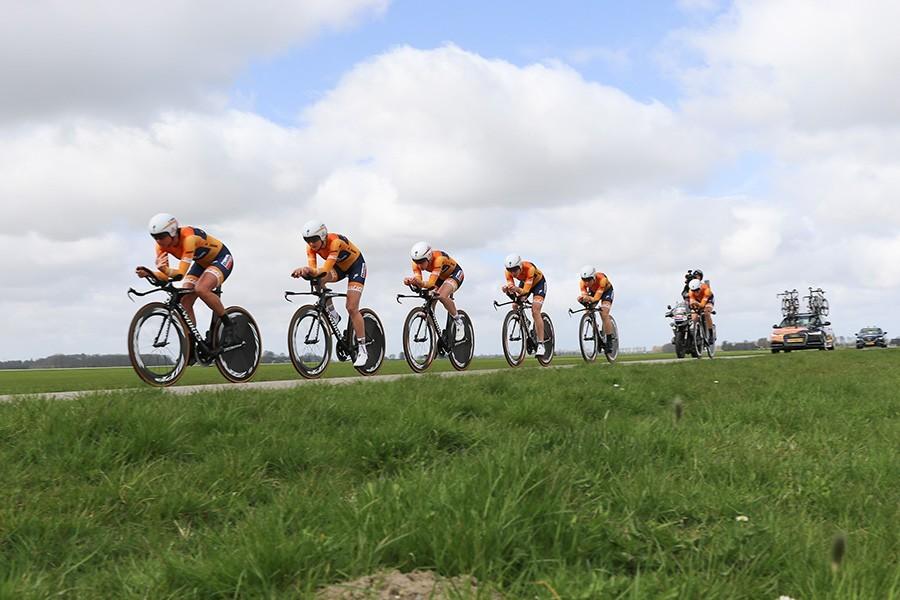 Drie Nederlandse teams in top 15 vrouwenranking