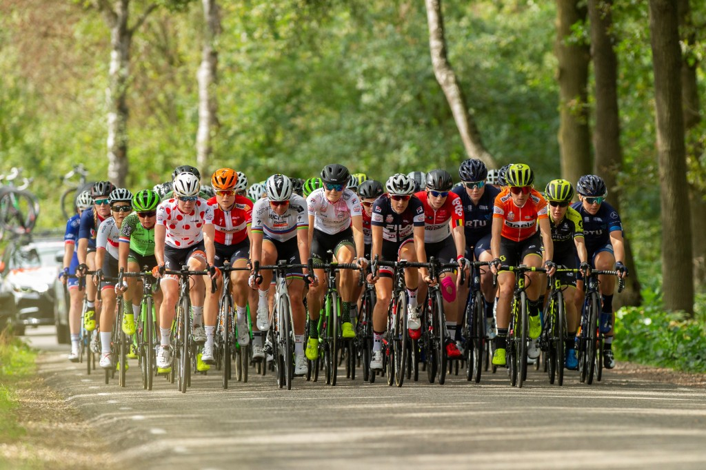 Sterkste vrouwenteams present in Boels Ladies Tour