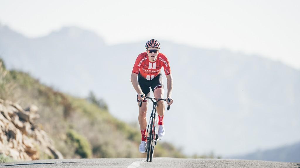 Cees Bol debuteert in Parijs-Roubaix