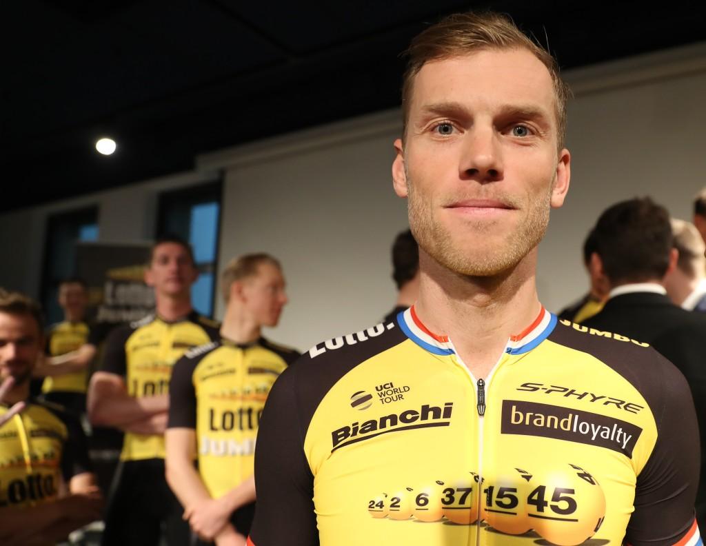 Lars Boom wint en leidt in BinckBank Tour