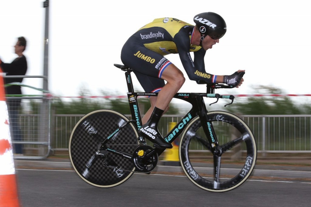 Boom naar de winst in Tour of Britain