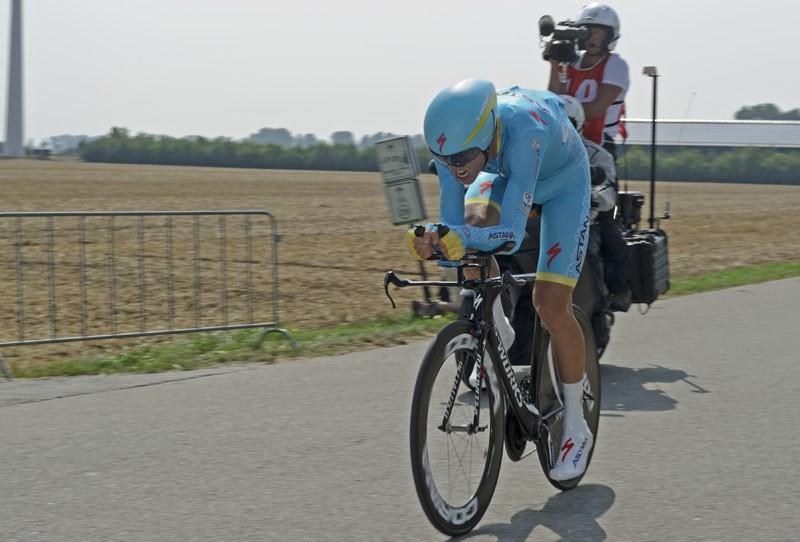 Nederlandse deelnemers en starttijden Belgium Tour