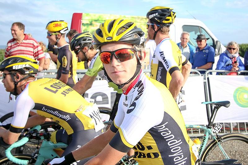 Negen Nederlanders in de Giro