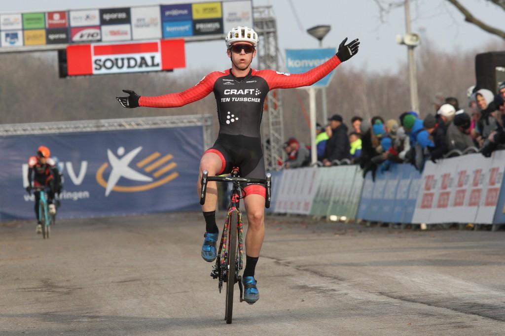 Boven tweede in eindklassement Pays de Vaud