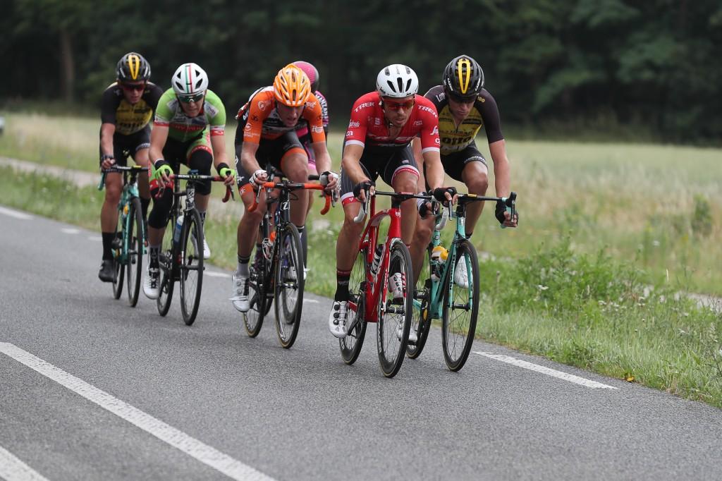 Trek-Segafredo neemt Van Poppel mee naar Giro