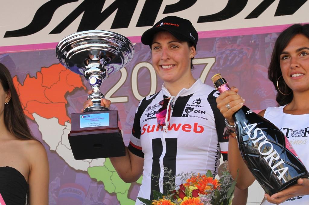 Sunweb met Brand naar Trofeo Binda