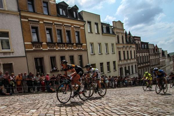Vos en Van Dijk in Women's Tour of Britain