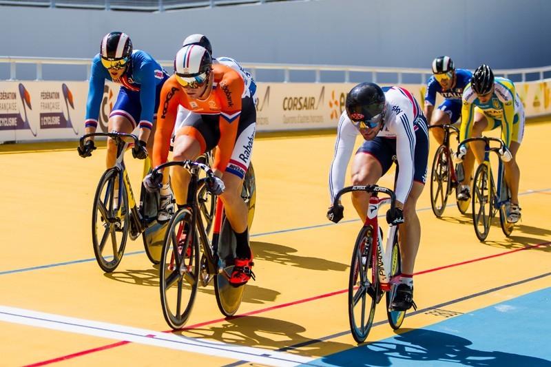 Beat Cycling Club start commercieel baanteam