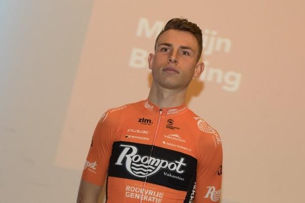 Martijn Budding wint op Rhodos