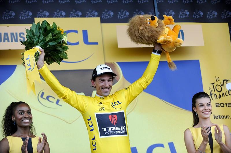 Fabian Cancellara skipt Eneco Tour