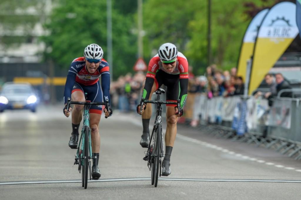 Sprintklassement in VIRO Criterium Cup