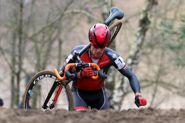 Dekker en  Van IJzendoorn wereldkampioen masters
