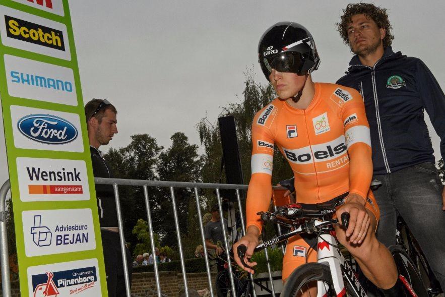 De Kleijn meest succesvolle continentale renner Nederlandse koersen