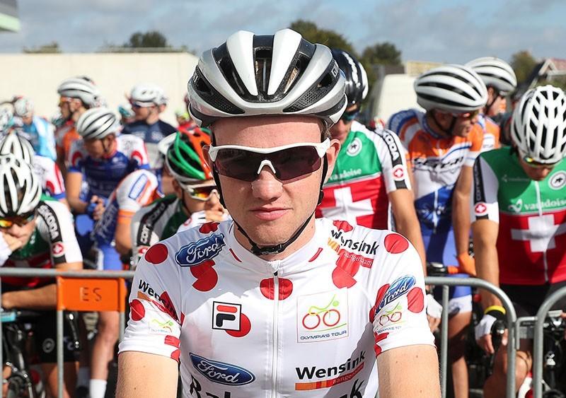 De Vries verdient stagecontract bij LottoNL-Jumbo
