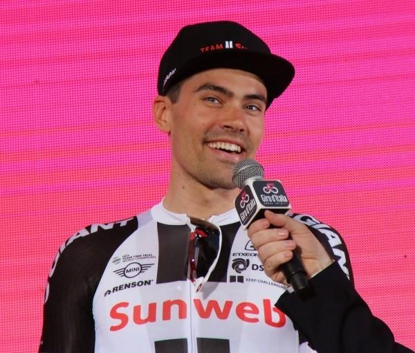 Geen Tour de France voor Tom Dumoulin