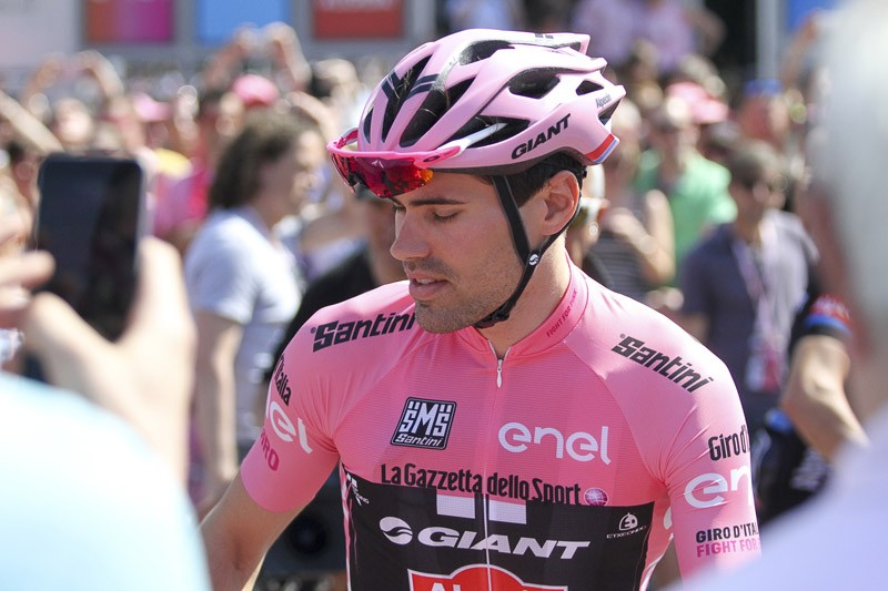 Dumoulin: 'Giro-deelname verleidelijk maar niet zeker'