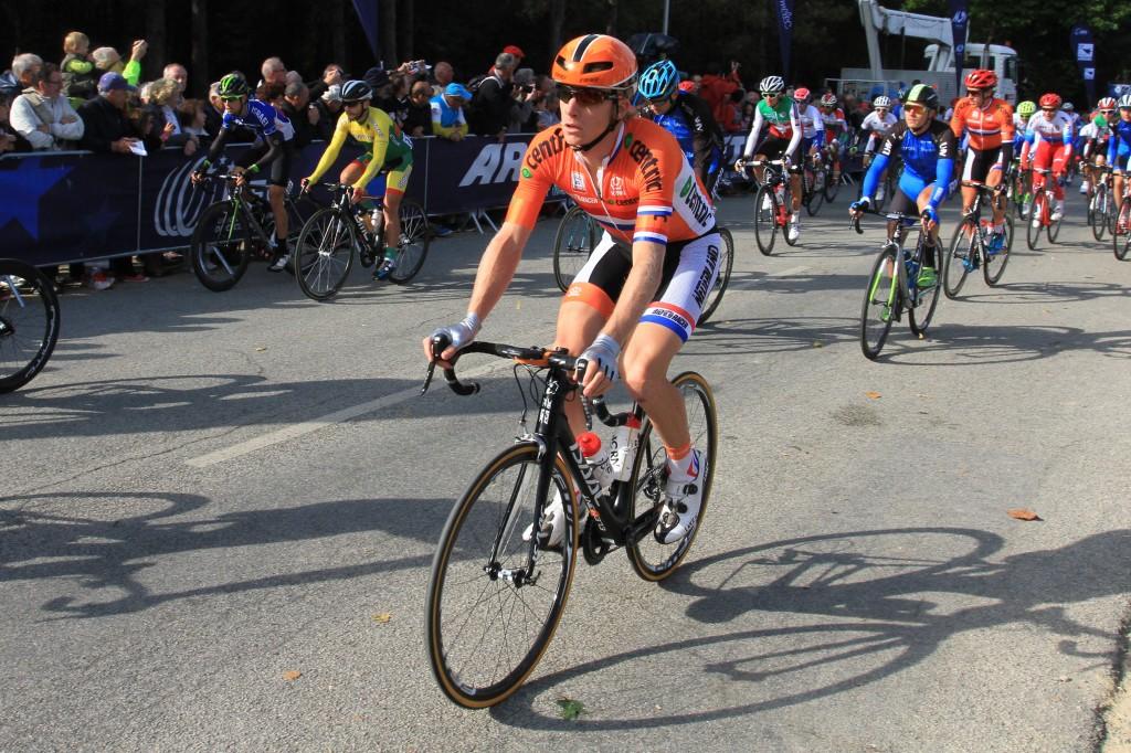 Duijn is derde in Denemarken