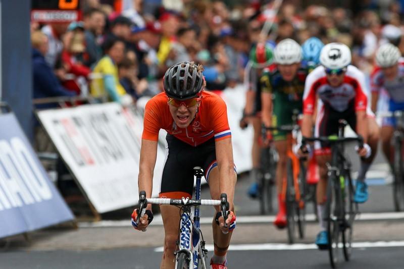 KNWU-selectie voor Ronde van Vlaanderen