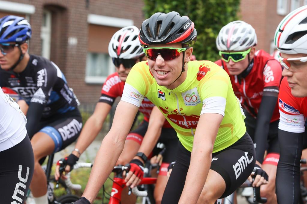 Eenkhoorn blij met vervroegd debuut LottoNL-Jumbo