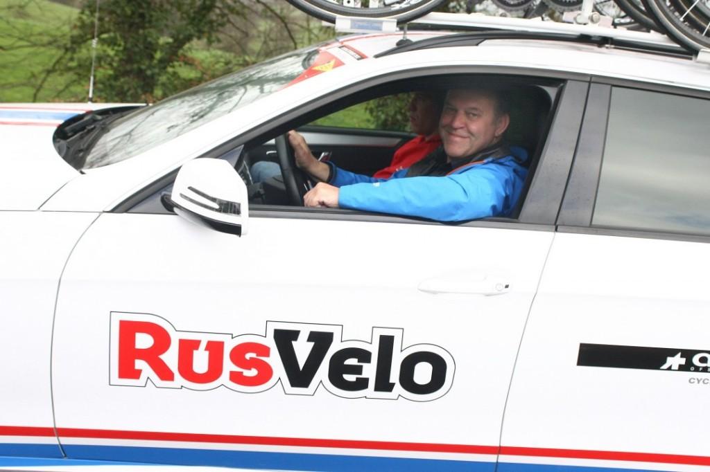 Egon van Kessel ploegleider Beat Cycling