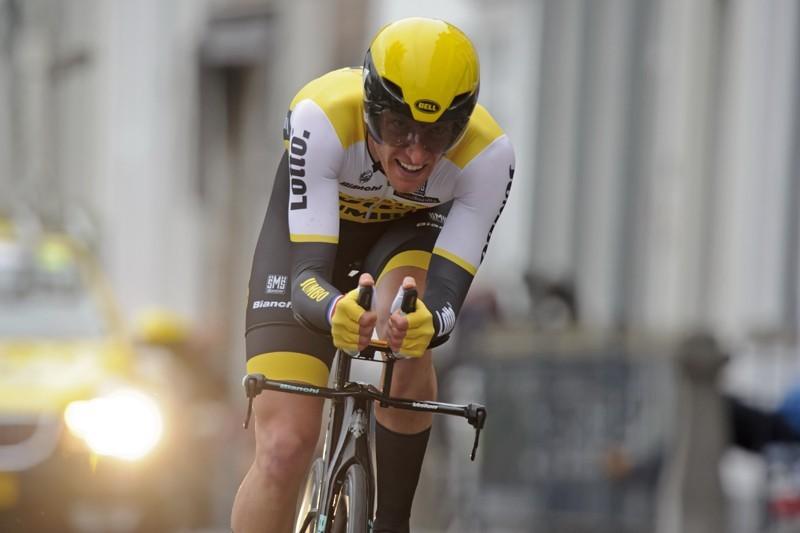 Van Emden wint proloog ZLM Tour