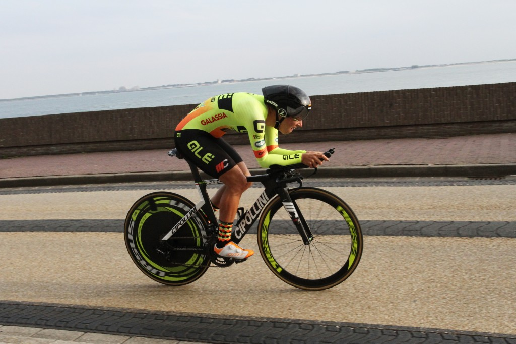 Ensing stopt na eigen Ronde van Drenthe