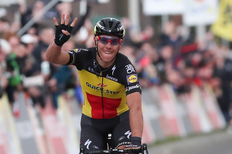 Gilbert heeft Amstel Gold Race op planning