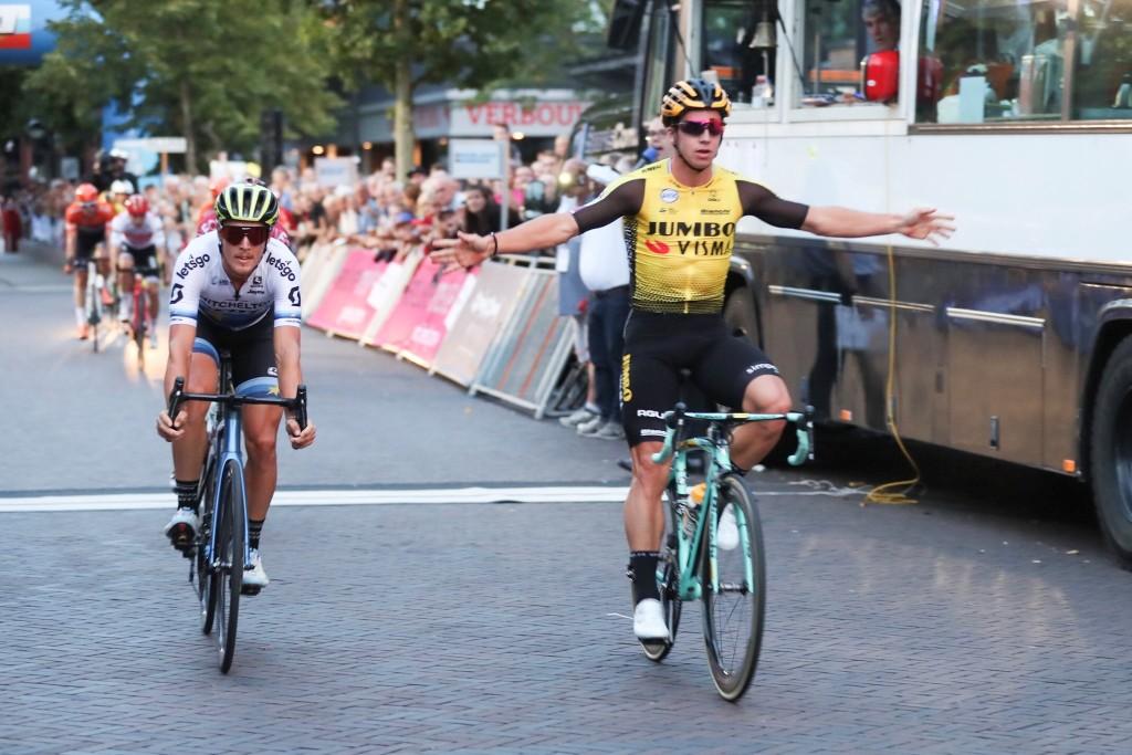 Groenewegen en Van Dijk winnen in Emmen