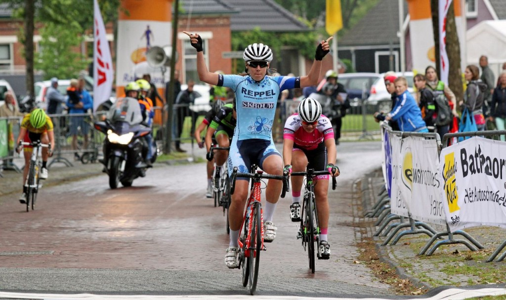 Van Haaften start sterk in Gent
