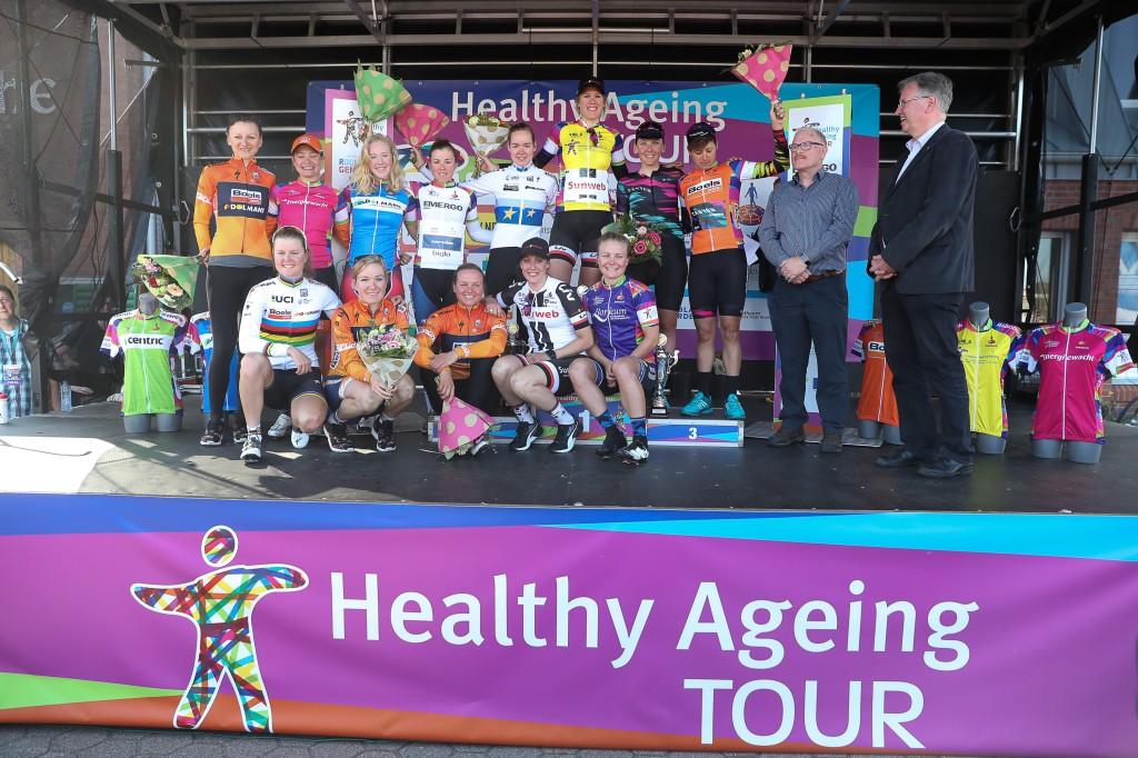 Healthy Ageing Tour opnieuw naar Friesland