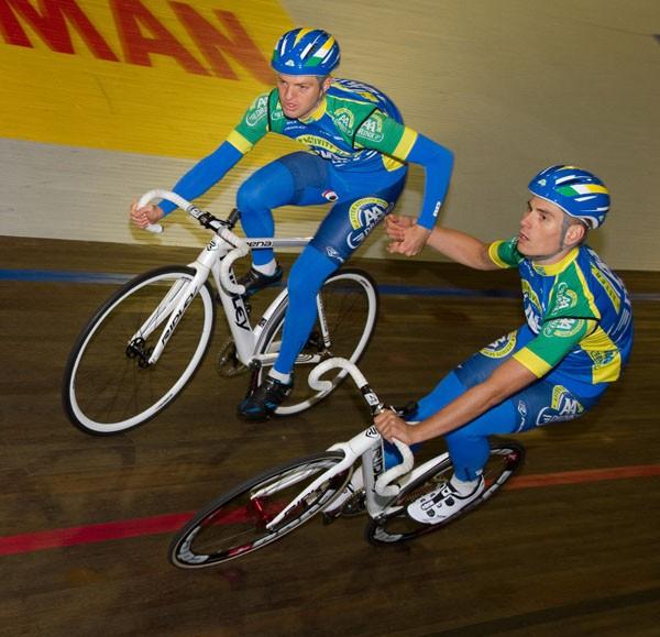 Havik en Stöpler rijden Zesdaagse Bremen