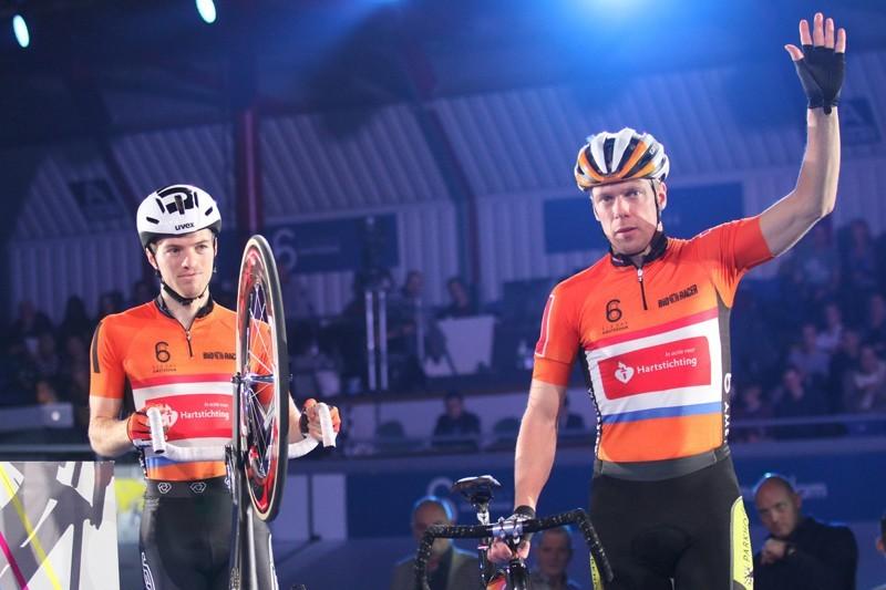 Zesdaagse: Nederlanders in spoor Deense leiders