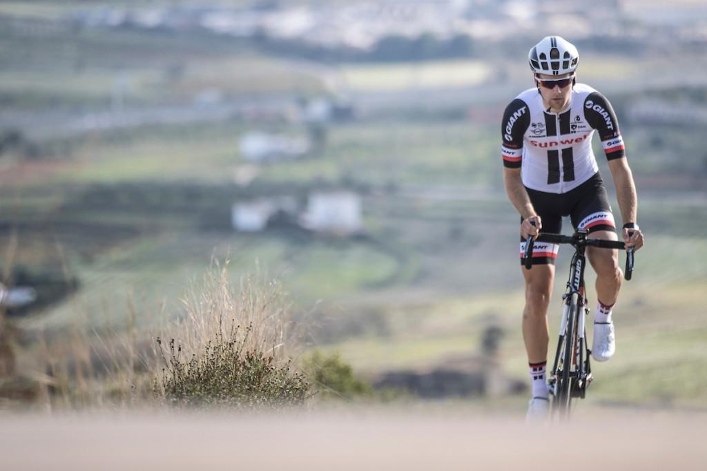 Lennard Hofstede snelle leerling bij Team Sunweb