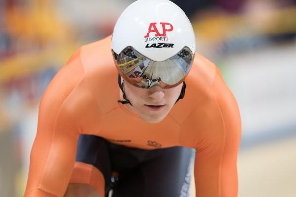Jeffrey Hoogland hoopt op gouden start EK