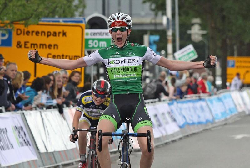 Hoole Nederlands kampioen nieuwelingen
